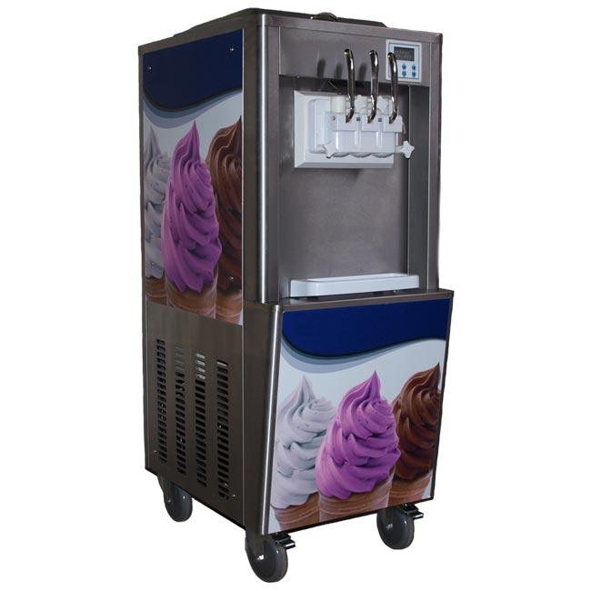 Zmrzlinový stroj BQ332ND