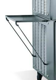 Zmrzlinový stroj odkládací stolek