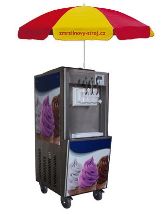 Zmrzlinový stroj markýza