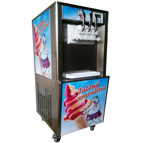 Zmrzlinový stroj BQ382N